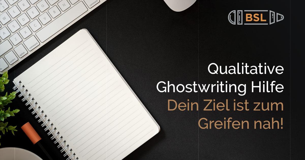 Hausarbeit Vom Ghostwriter Schreiben Lassen Wie Geht Das